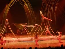 Cirque du Soliel - Cirque Connect