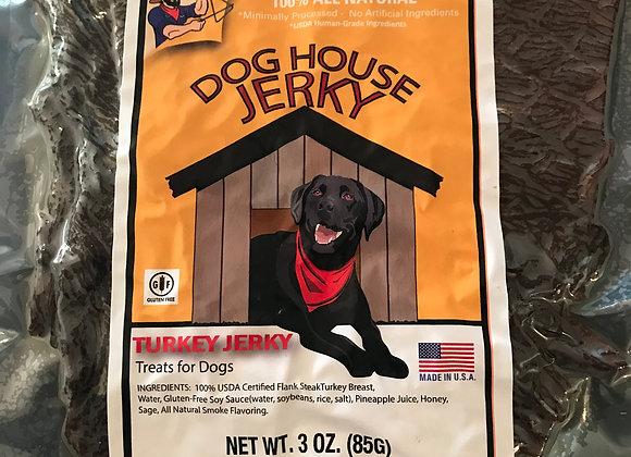 Turkey Jerky (Dog House)