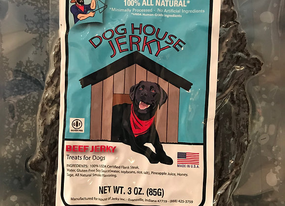 Beef Jerky (Dog House)