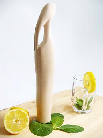 muddler design by Ghazaleh Afrahi