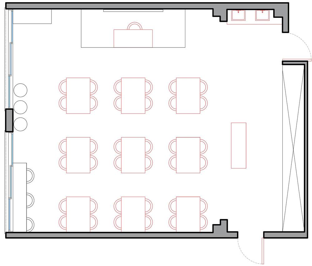 כיתת בית ספר צמודת דופן מבנה