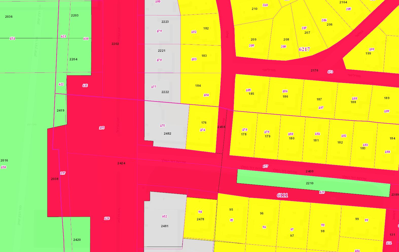 בדיקת התכנות לבנייה והתחדשות עירונית