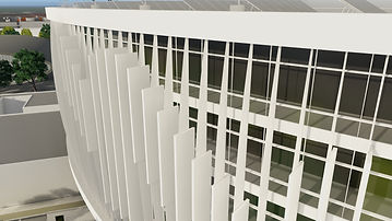 גן שורק - חברת חשמל - חזית צפונית - 3.jp