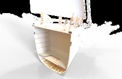 TAMARRA 45'   Sailboat section