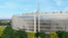 גן שורק - חברת חשמל - חזית צפונית - 2.jp