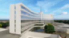 גן שורק - חברת חשמל - חזית דרומית - 2.jp
