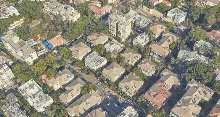 Urban Regeneration in Ramat Gan by TerraTectura
