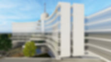 גן שורק - חברת חשמל - חזית דרומית - 3.jp