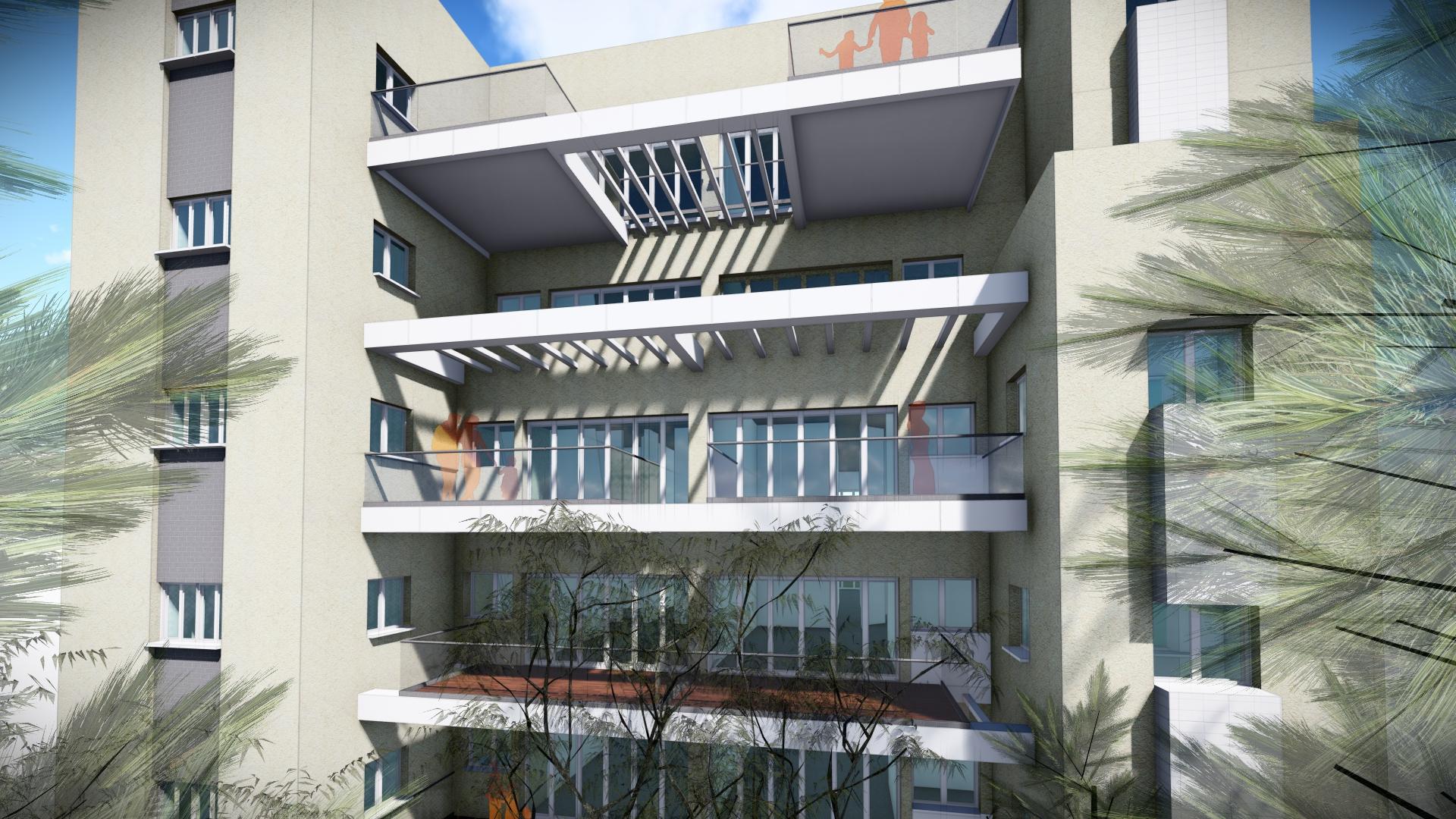 Balconies Addition