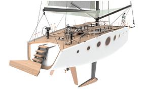 Sailboat #2 - April Presentation - 10-59