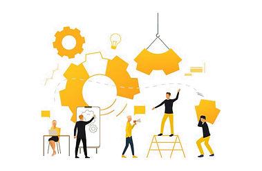 business-team-working-as-mechanism_1262-