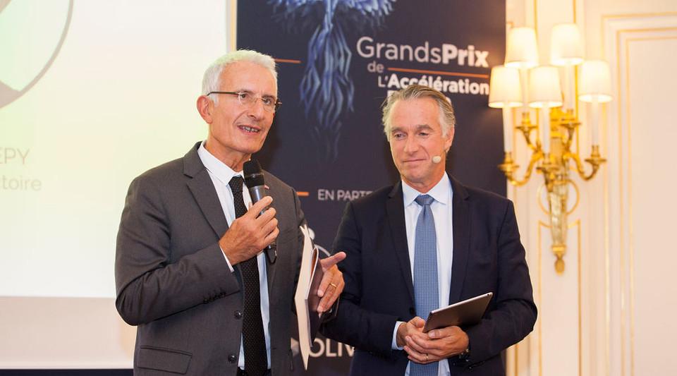 Guillaume Pepy & Frédéric Simottel