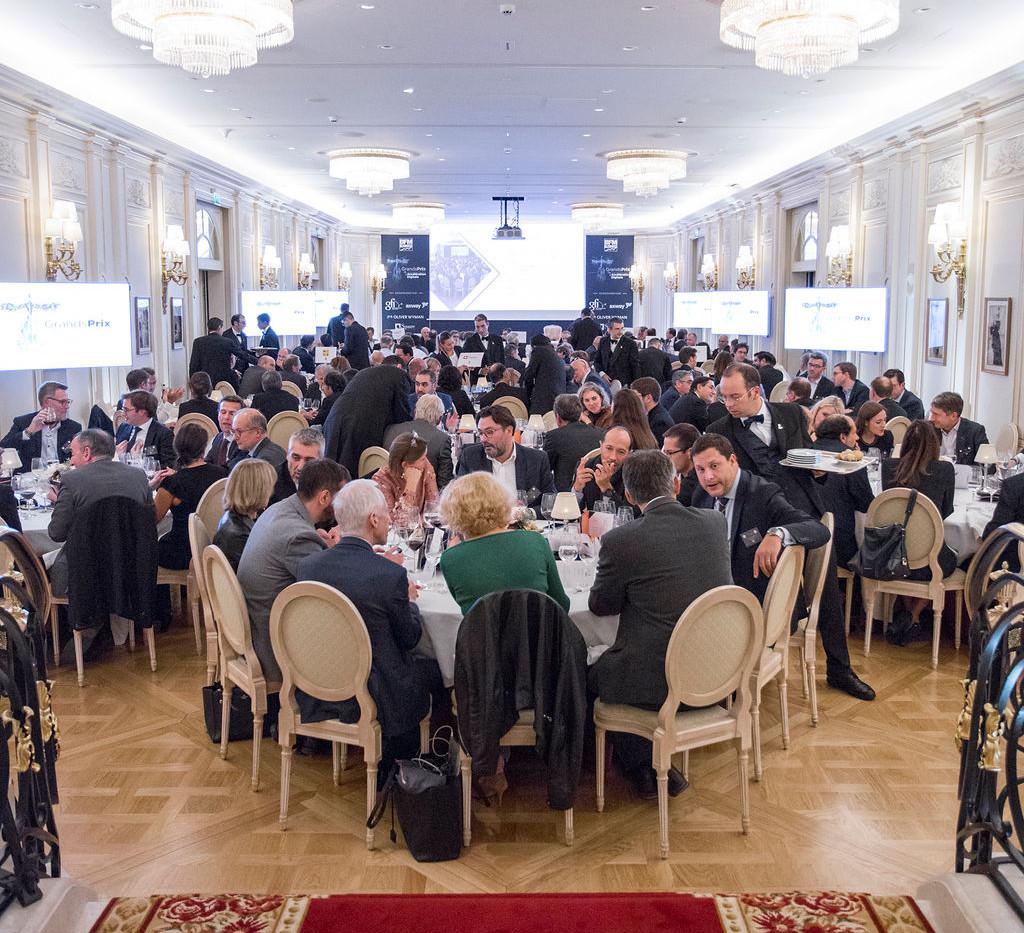 Le dîner - Ritz Paris