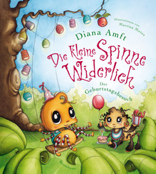 Diana Amft - Die kleine Spinne Widerlich, Der Geburtstagsbesuch