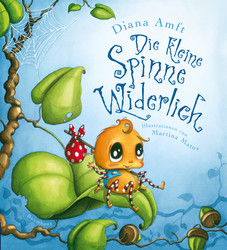 Diana Amft - Die kleine Spinne Widerlich
