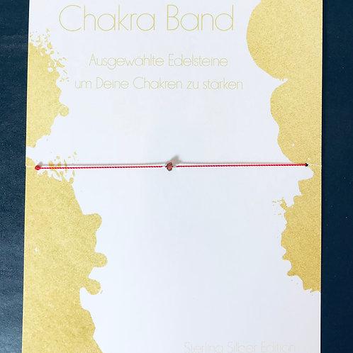 Chakra Band Granat