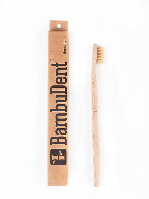 BambuDent Zahnbürste Sensitiv