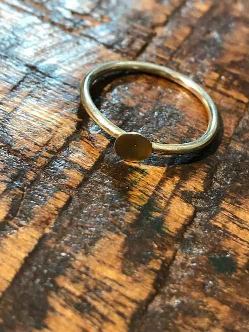 Ring Yvette (II) 585 Gelbgold