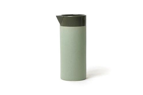 Wasserkaraffe Keramik Seladon (Jadegrün)