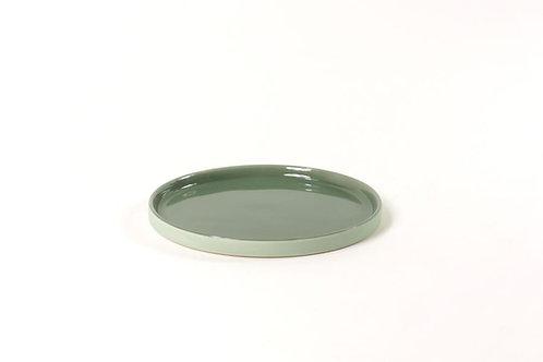 Untersetzer / Teller Jadegrün