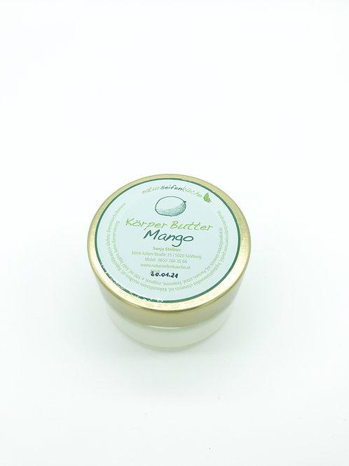 Körperbutter Mango