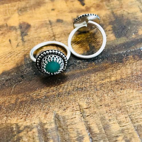 "Ring ""Dirndl"" Aventurin"