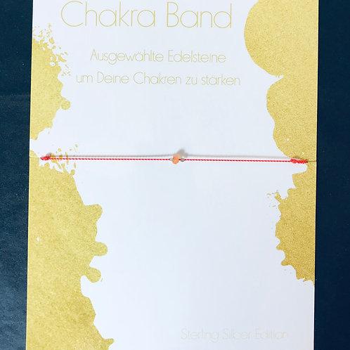 Chakra Band Karneol