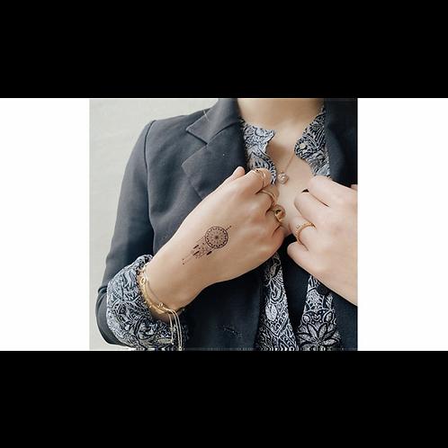 Traumfänger  / 5 Stück NonPermanent Tattoo