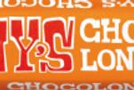 Tonys Chocolonely Karamell & Meersalz 50 g Riegel