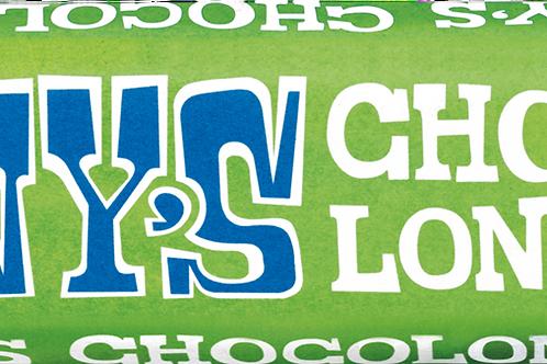 Tonys Chocolonely Zartbitter, Mandel & Meersalz 50 g Riegel