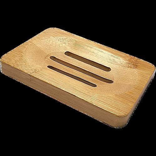 Seifenschale aus Bambus