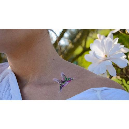 Kolibri / 5 Stück NonPermanent Tattoo