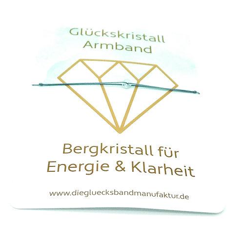 Glückskristall für Energie & Klarheit