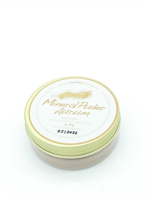 Mineralpuder Aurum
