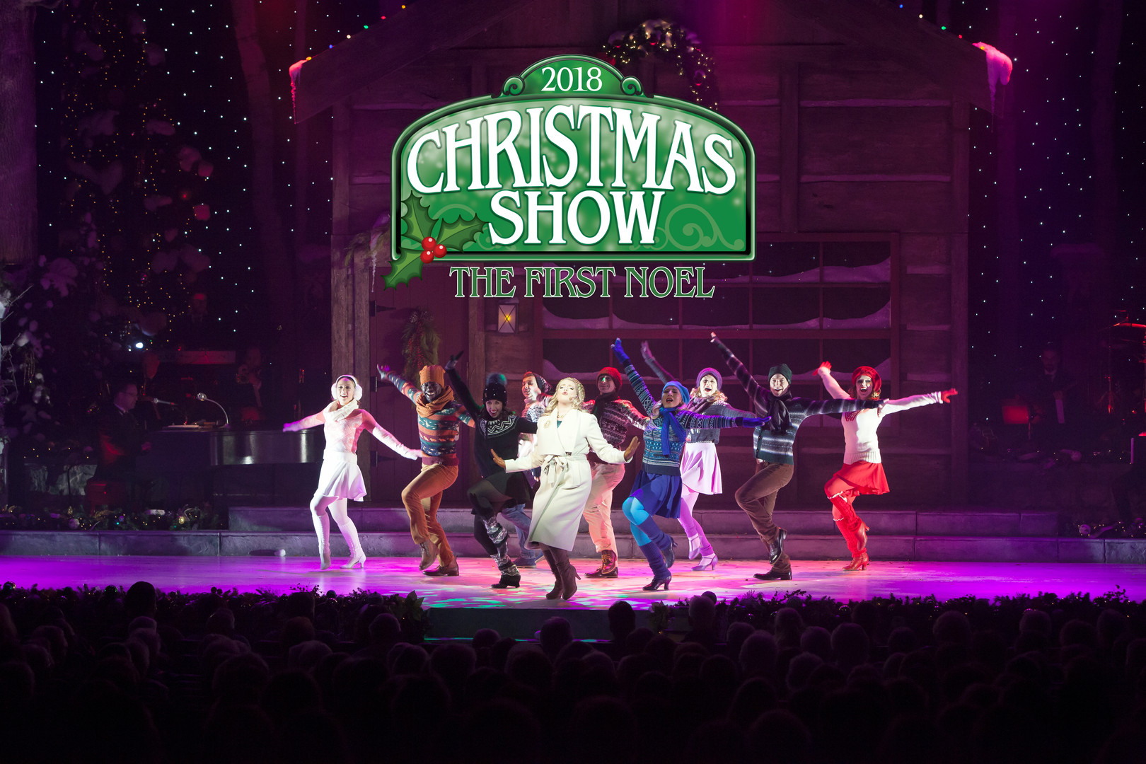 """""""Santa Claus Is Coming to Town""""- American Music Theatre"""