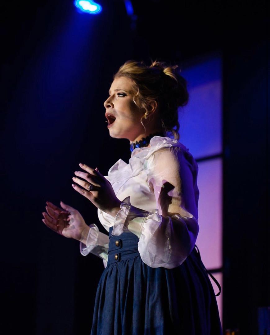 Emma in JEKYLL & HYDE- Prima Theatre