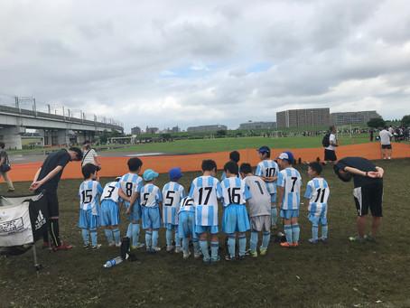 第44回板橋区少年少女サッカー大会 低学年の部