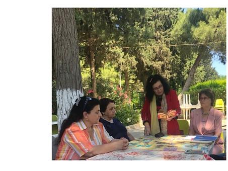 В Баку состоялся заключительный в 2018 – 2019 учебном году семинар Учебно-методического центра русск