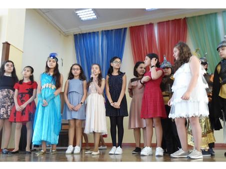 В Азербайджане широко проходит «Пушкиниана – 2019». Фоторепортаж.