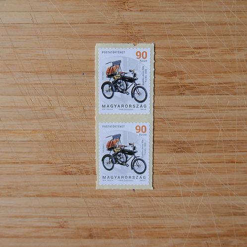 Postal History - 90 HUF Stamp
