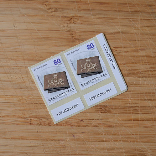 Postal History - 80 HUF Stamp