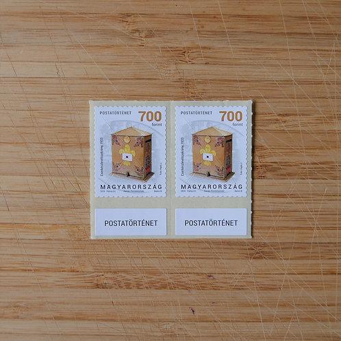 Postal History - 700 HUF Stamp