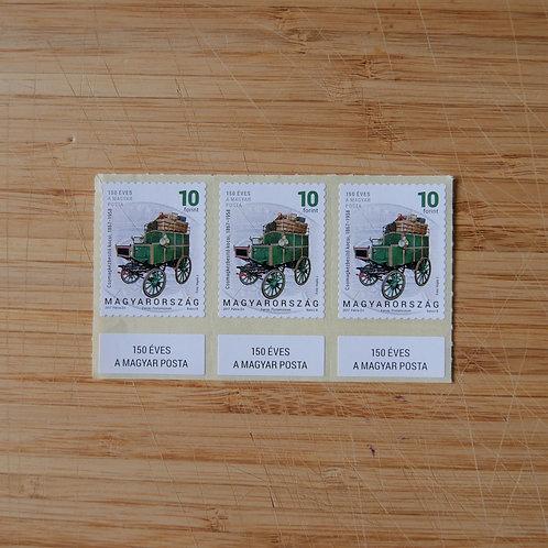 Postal History - 10 HUF Stamp