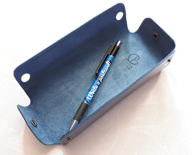Leather Pencil Case - Orsi
