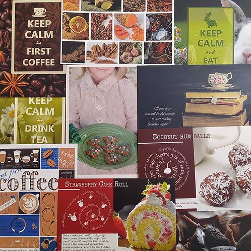 Gastronomy (10) - Bundle of 10 postcards