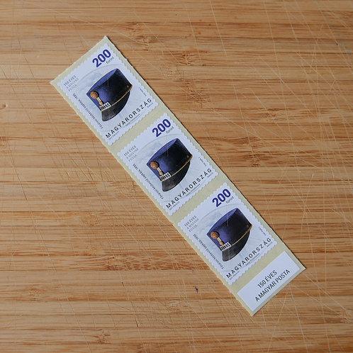 Postal History - 200 HUF Stamp