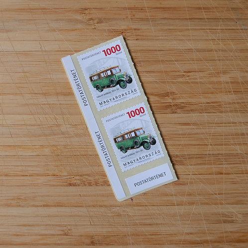 Postal History - 1000 HUF Stamp