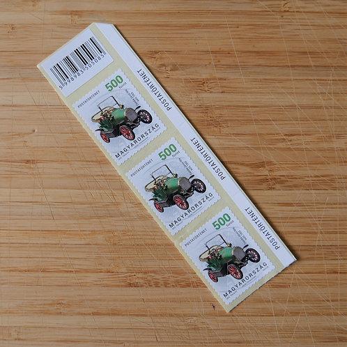 Postal History - 500 HUF Stamp