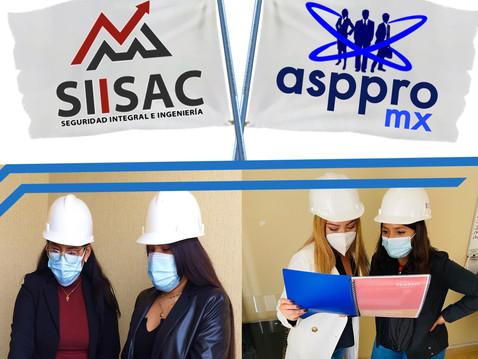 Consultora SIISAC desde Perú y AspproMx desde México