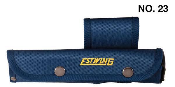 Porte marteau EST-23 pour marteau à pointe manche bleu.